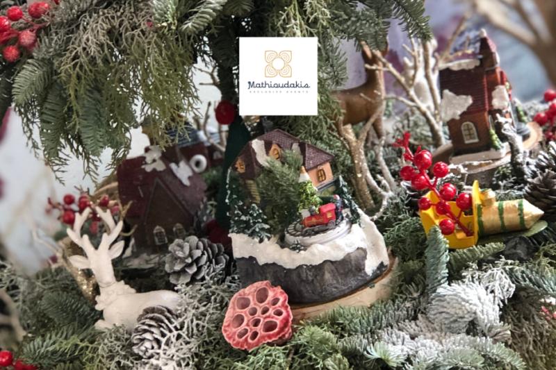 Ζήστε τη Μαγεία-Στολισμός Χριστουγεννιάτικου δέντρου από τα ξωτικά του Άγιου Βασίλη!